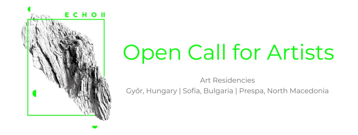 Echo Ii Open Call For Artists Resized